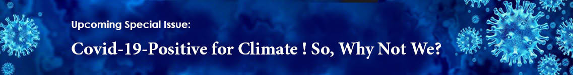 Covid-19-Positive for Climate! So, Why Not We?